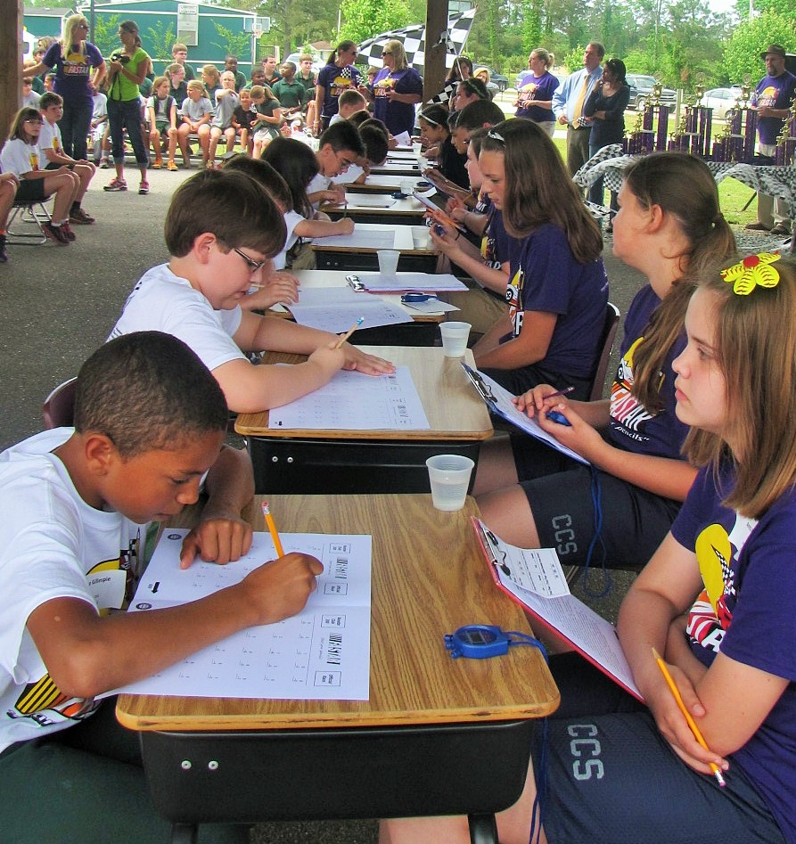 Not Your Mama's Spelling Bee: Local Schools do Academic Competition