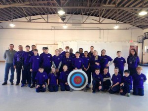 CCS archery