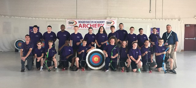 fd94fe80d9 ... brought home the title of 2nd place middle school archery team in the  state, following just behind their sister school Charter Day School in  Leland.