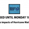 **CCS CLOSED UNTIL MONDAY 10/17 due to Hurricane Matthew**