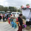 Columbus Charter School Thrills Students with Trunk or Treat